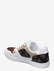 GUESS - JULIEN2/ACTIVE LADY/LEATHER LI - låga sneakers - whibr - 2