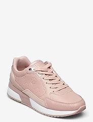 GUESS - MOXEA2/ACTIVE LADY/LEATHER LIK - låga sneakers - blush - 0