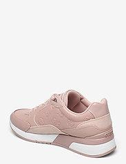 GUESS - MOXEA2/ACTIVE LADY/LEATHER LIK - låga sneakers - blush - 2