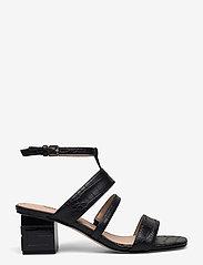GUESS - MALIN2/SANDALO (SANDAL)/LEATHE - sandales à talons - black - 1