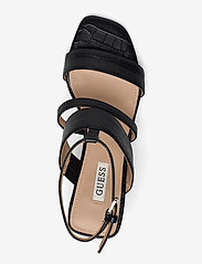 GUESS - MALIN2/SANDALO (SANDAL)/LEATHE - sandales à talons - black - 3