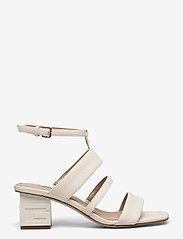 GUESS - MALIN2/SANDALO (SANDAL)/LEATHE - högklackade sandaler - ivory - 1