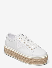 GUESS - PROPERT/ACTIVE LADY/FABRIC - låga sneakers - white - 0