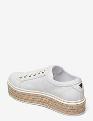 GUESS - PROPERT/ACTIVE LADY/FABRIC - låga sneakers - white - 2