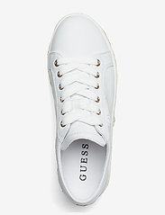 GUESS - PROPERT/ACTIVE LADY/FABRIC - låga sneakers - white - 3