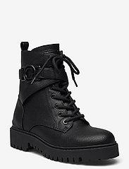 GUESS - ODANNA - platta ankelboots - black - 0
