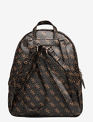 GUESS - MANHATTAN BACKPACK - sacs á dos - brown - 1