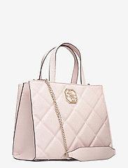 GUESS - DILLA ELITE SOCIETY SATCHEL - sacs à main - blush - 2