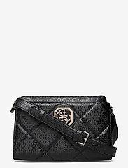 GUESS - DILLA GIRLFRIEND CROSSBODY - crossbody bags - black - 0