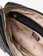 GUESS - DILLA GIRLFRIEND CROSSBODY - crossbody bags - black - 4