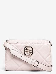 GUESS - DILLA GIRLFRIEND CROSSBODY - crossbody bags - blush - 0