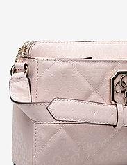 GUESS - DILLA GIRLFRIEND CROSSBODY - crossbody bags - blush - 3