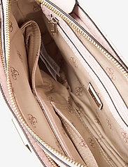 GUESS - DILLA GIRLFRIEND CROSSBODY - crossbody bags - blush - 4