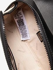 GUESS - PICNIC MINI SHOULDER BAG - sacs à bandoulière - black - 4