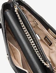 GUESS - SANDRINE CONVERTIBLE CROSSBODY - crossbody bags - black - 4