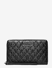 GUESS - LOLA SLG PASSPORT CASE - clutches - black - 0