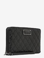 GUESS - LOLA SLG PASSPORT CASE - clutches - black - 2