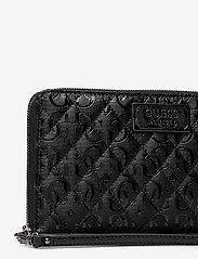 GUESS - LOLA SLG PASSPORT CASE - clutches - black - 3