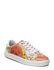 PARLAY5/ACTIVE LADY/LEATHER LI - WHITE