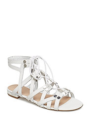 RAMONDA/SANDALO (SANDAL)/LEATH - WHITE