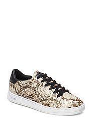 Cater/Active Lady/Leather Like Lave Sneakers Beige GUESS