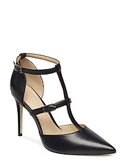 BRADENS/DECOLLETE (PUMP)/LEATH - BLACK