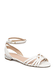 IVA/SANDALO (SANDAL)/LEATHER - WHITE