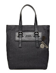 AMERICAN COUNTRY SHOPPER - BLACK