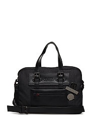 AMERICAN COUNTRY WORKBAG - BLACK