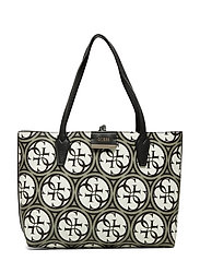 Bobbi Inside Out Tote Bags Shoppers Fashion Shoppers Multi/mönstrad GUESS