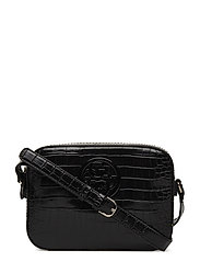 KAMRYN CROSSBODY TOP ZIP - BLACK