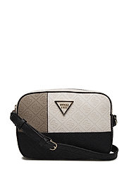 KAMRYN CROSSBODY TOP ZIP - BLACK MULTI