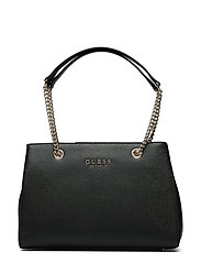 ROBYN GIRLFRIEND SATCHEL - BLACK