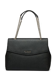 ROBYN SHOULDER BAG - BLACK