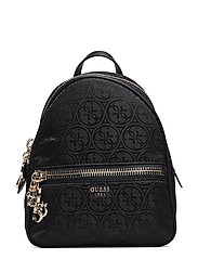 URBAN CHIC BACKPACK - BLACK
