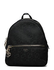 URBAN CHIC LARGE BACKPACK - BLACK