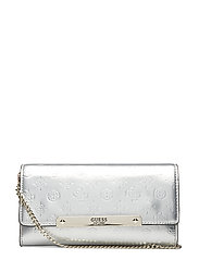 HIGHLIGHT CLUTCH - SILVER