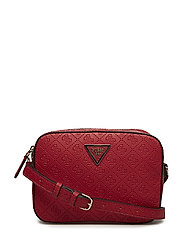 KAMRYN CROSSBODY TOP ZIP - RED
