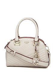 HALLEY SMALL CALI SATCHEL - STONE