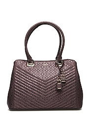 HALLEY GIRLFRIEND SATCHEL - BORDEAUX
