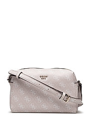 LORA MINI CROSSBODY TOP ZIP - SAND