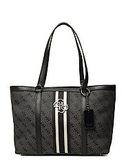 GUESS VINTAGE TOTE - COAL