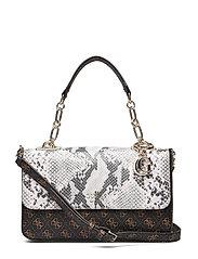 Logo Rock Top Handle Flap Bags Top Handle Bags Multi/mönstrad GUESS