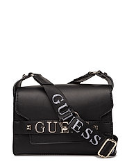 ELIX SHOULDER BAG - BLACK