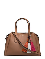 RUDY GIRLFRIEND SATCHEL - TAN