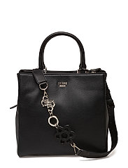 ANIA GIRLFRIEND SHOPPER - BLACK