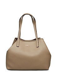 VIKKY TOTE - TAUPE