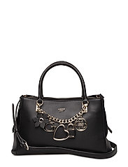 ADLEY GIRLFRIEND SATCHEL - BLACK