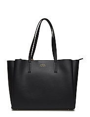 ELLA GIRLFRIEND CARRYALL - BLACK
