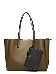 ELLA GIRLFRIEND CARRYALL - OLIVE
